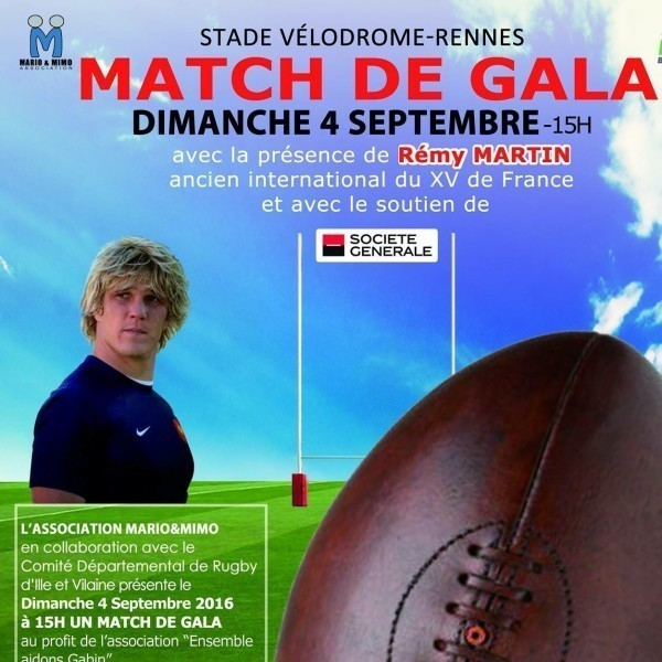 Match de gala dimanche 4 septembre - media1