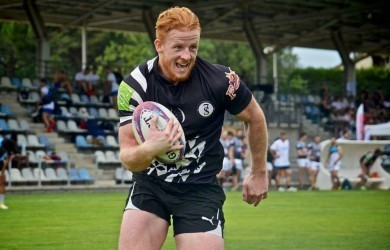 Spered Sevens - Branden Holder au Med Sevens