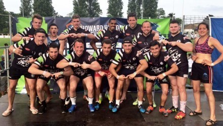 Les Spered Sevens au Howard Hinton